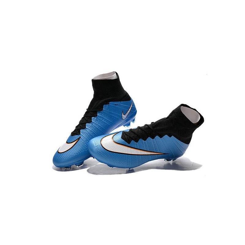 Tech Craft Fg 4 Nike Calcetto Mercurial Superfly Scarpe Blu Da ucTK1l3FJ