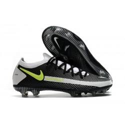 Scarpe da Calcio da Uomo Nike Phantom GT Elite FG Nero Grigio