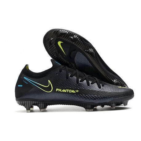 Nike Phantom GT Elite FG ACC Scarpa Calcio Nero