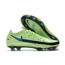 Nike Phantom GT Elite FG ACC Scarpa Calcio Verde Nero Blu