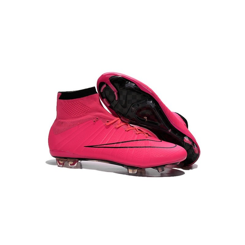 watch ebf20 8d2d6 Nero Calcetto Fg Scarpe Rosa Tech Mercurial Superfly Nike Da 4 Craft wv4x7