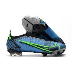 Nike Mercurial Vapor XIV Elite FG Blu Nero